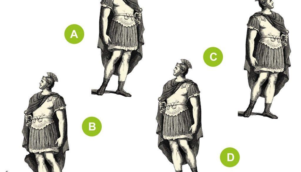 Rätsel zum Thema Antike Römer