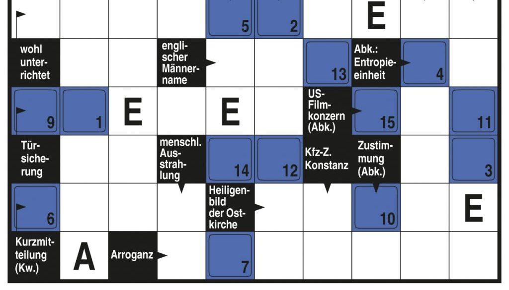 """Schwedenrätsel zum Thema """"Die antiken Römer"""""""