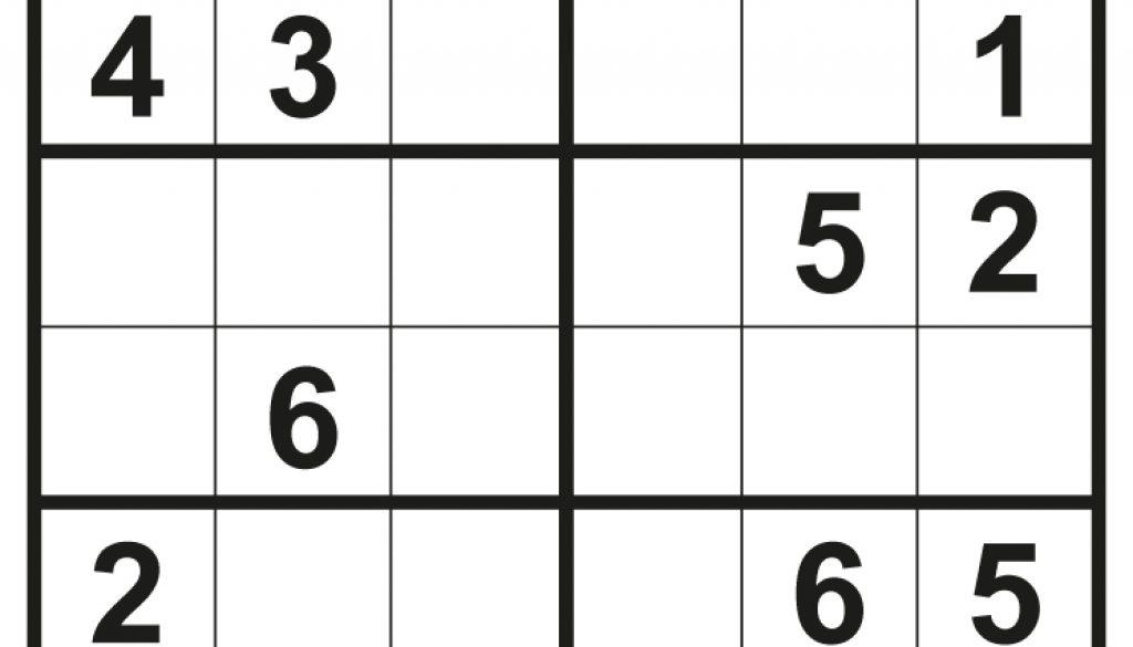 Sudoku #21 für Internet Sudoku mini [Konvertiert]