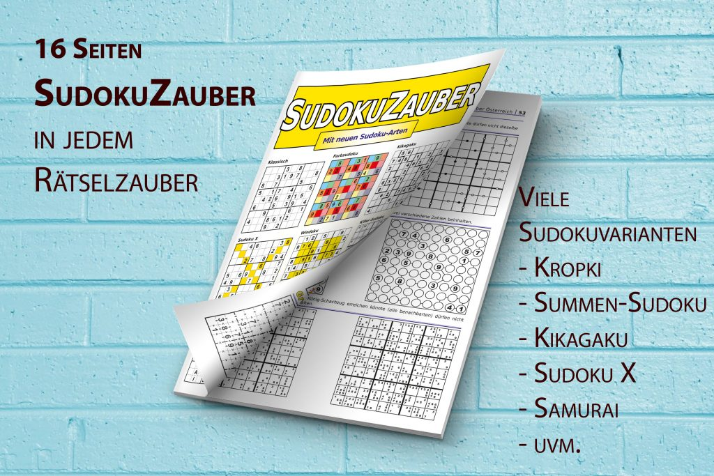 sudokuzauber