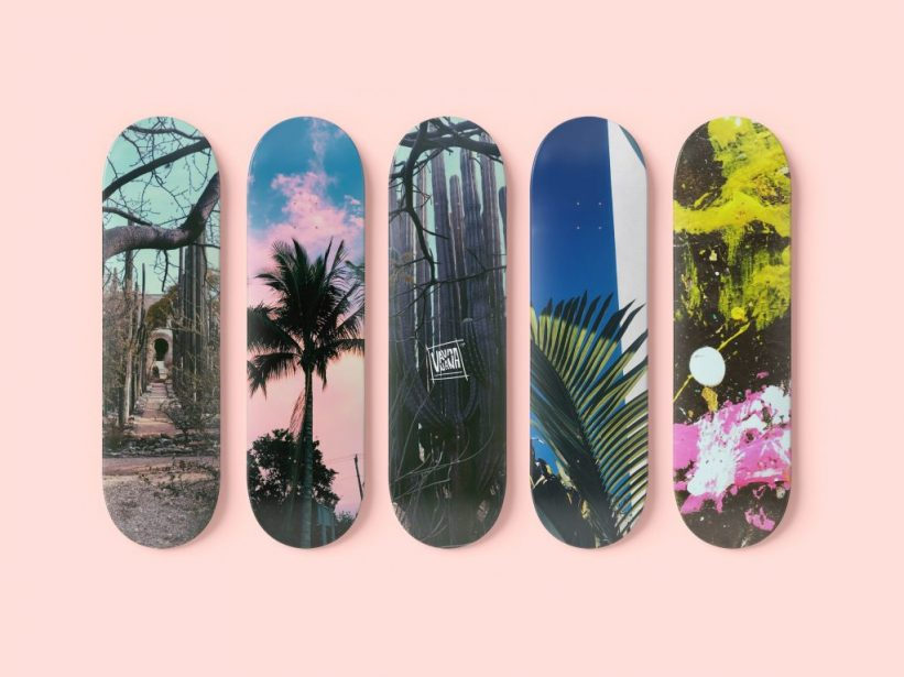 different designs of a skateboard 2777671