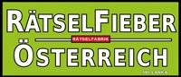 Das ist das Logo von der Rätselzeitschrift Rätselfieber Österreich