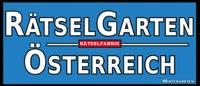 Das ist das Logo vom Rätselgarten Österreich