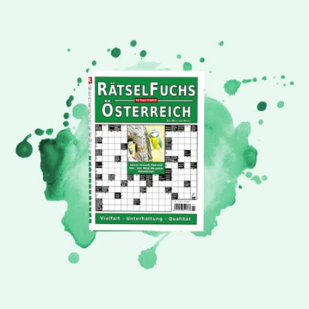 Rätselfuch Österreich