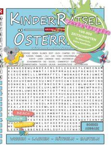 Rätselheft 100000 Zeitschriften für Österreichs Volksschulen