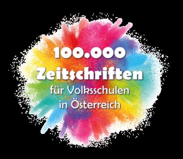 100000 Zeitschriften für Volksschulen Österreichs