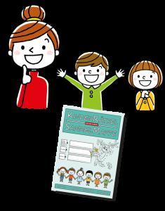 Sammelmappe für KinderRätsel Österreich