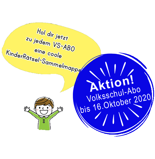 Volksschul-Abo Aktion 2020
