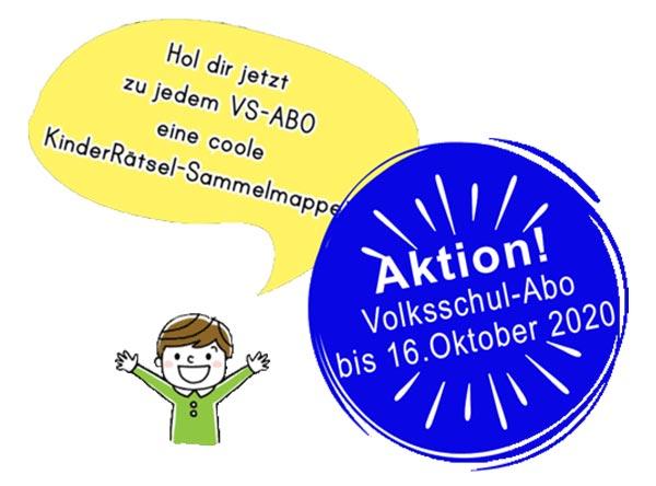 Volksschul-Abo Aktion