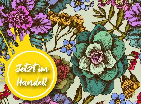 Neue Ausgabe Rätselgarten