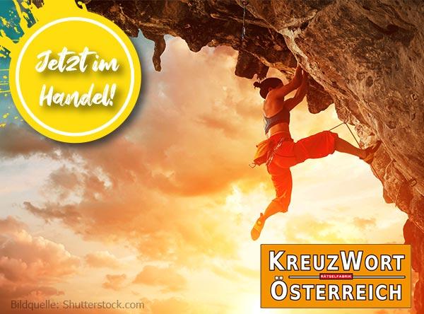 Neue Ausgabe Kreuzwort Österreich
