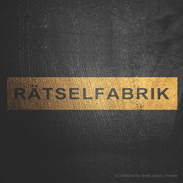 Rätselfabrik Logo Copyright_Designed-by-yeven_popov--Freepik