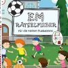 EM Rätselfieber 2021 - Rätselbuch der Rätselfabrik
