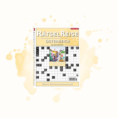 Rätselreise Österreich