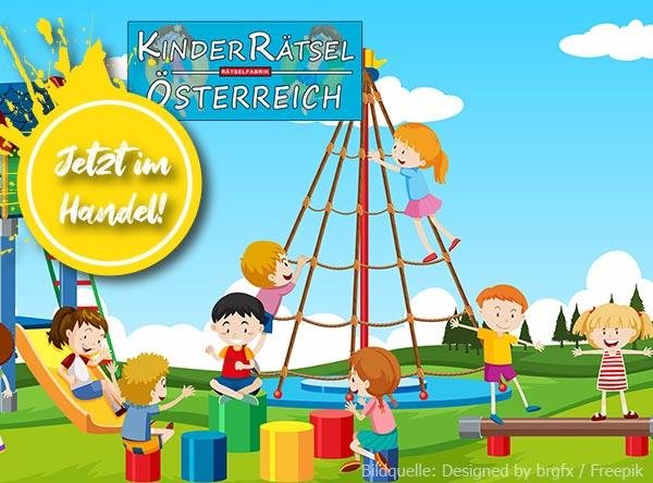 Neue Ausgabe Kinderrätsel Österreich