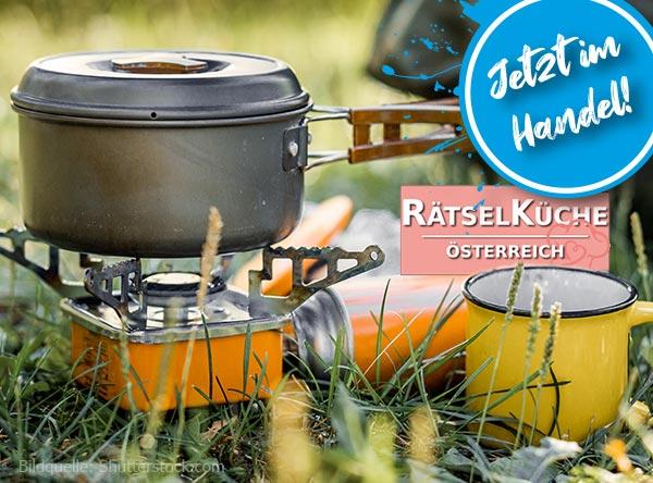 Neue Ausgabe der Rätselküche Österreich